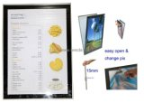 Светодиод магнитное поле света LED рекламы Lightbox LED подписать