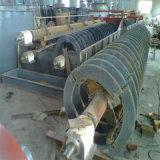 Минеральный процесс Benefication/запитка, железистый классификатор винта спирали металла