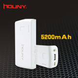 5200mAh パワーバンク / モバイル充電器 / モバイルパワーバンクポータブル充電器バックアップバッテリ( CD518A )