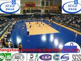 De antistatische Bevloering van de Sport van het Volleyball van de Gymnastiek van de Oppervlakte Verwijderbare Plastic