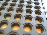 Estera de goma antifatiga, estera de goma antirresbaladiza