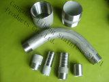 Raccord de baril de Bsp d'acier inoxydable de pipe sans joint