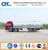 Chemisches Liquid Oxygen Nitrogen Fuel Tanker Semi Trailer mit ASME GB Standards