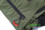 Saco Multifunction personalizado do Satchel do ombro do mensageiro no verde verde-oliva