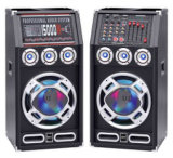 Bluetooth 무선 두 배 8 인치 직업적인 탑 스피커
