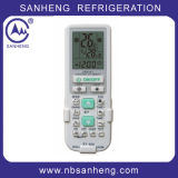 Controle remoto universal para o ar condicionado