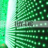 Décoration intérieure rideaux LED couleur RGB Feux Rideau