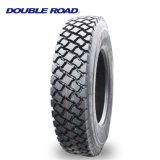 Os pneus de caminhões pesados 12R22.5 13R22.5 Pneus Duplos 11R22.5
