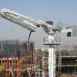 Boom van het Merk van Toppile de Concrete Mechanische Plaatsende