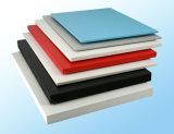 薄板になることのための防火効力のある防水白く堅いPVC泡のボード