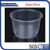 뚜껑 식기를 가진 플라스틱 아이스크림 컵