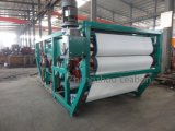 Filtre-presse de asséchage de courroie de cambouis économiseur d'énergie