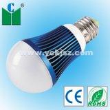 LED de alta potência da lâmpada de Globo 6W