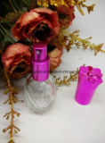 Cristal de perfume atomizador con bomba 30ml 50ml