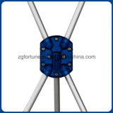 Стойка индикации с знаменем пробки x волокна углерода (алюминий)