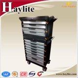 Китай Professional для тяжелого режима работы двух частей стальной ящик для инструментов с выдвижными ящиками