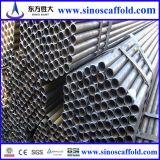 S1139 u. En39 48.3mm ERW Black Carbon Steel Scaffolding Pipes
