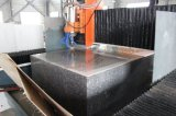 Máquina do CNC para a gravura da estaca da pedra do granito
