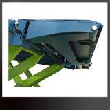 3.0t de dubbele Lift van de Auto van de Schaar van de Cilinder Hydraulische
