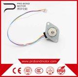 Motor estándar síncrono de la C.C. del micr3ofono para los componentes especiales