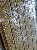 Панель Insualting сандвича металла изолированная плакированием вставая на сторону