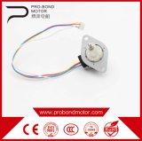 Motor síncrono padrão de Micro DC para componentes especiais