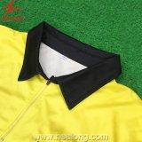 Легкий вес Sublimated Healong печать поля для гольфа футболка