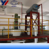 Пиролиз отработанного масла устройства для хранения дизельного топлива (переработку масла YH-DO-100L)