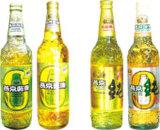 熱い販売のガラスビンのビールまたはワイン・ボトルの機械装置