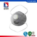Kohlenstoff-nichtgewebter Respirator mit Standard des Ventil-Cer-En149 N95