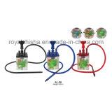 Heiße verkaufenRoayl Shisha Colord niedrige eindeutige Acrylverein-Huka des Rauch-LED