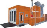 Wld9100 (Lujo) (CE) Auto bicarbonato de cabina de pintura