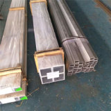 Anodisiertes Aluminiumgefäß, Aluminiumstrangpresßling-elliptisches Aluminiumgefäß