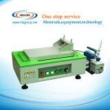 Máquina de capa del electrodo de la máquina de pintar del laboratorio de la batería de ion de litio