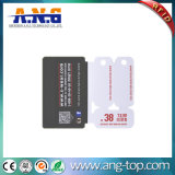 Scheda combinata della banda magnetica della scheda del PVC della plastica RFID di stampa in offset
