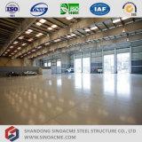 El bastidor de acero de la luz Sinoacme Hangar Avión