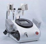 5 em 1 máquina do Liposuction do laser do RF Lipo da cavitação de Cryolipolysis