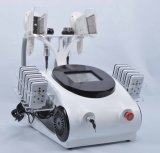 5 dans 1 machine de liposuccion de laser de la cavitation rf Lipo de Cryolipolysis