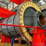 Сухой процесс шлифовки поверхности шаровой мельницы машины по железной руде