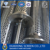 L'olio lavora lo schermo dell'asta di perforazione dell'acciaio inossidabile per l'asta di perforazione di 3 '' 1/2