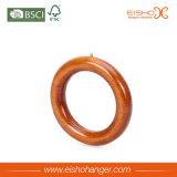 Вешалка кольца поясов связей красивейшего одиночного круга деревянная