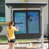 Двойной LCD Display для Advertizing