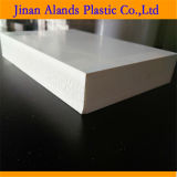 Placa da espuma do PVC do preço de fábrica e folha brancas dos estrangeiros