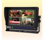 IP69k를 가진 타전한 백업 사진기 시스템은 TFT LCD 모니터를 방수 처리한다