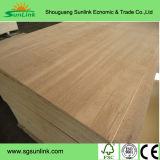 Vidoeiro/Poplar/pinho extravagantes Fábrica-Naturais da madeira compensada