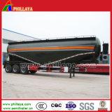 Tri-Axles 40CBM 50cbm Navio de cimento para semi reboque sobre venda