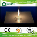 Panneau en verre de magnésium de cloison de séparation de MgO