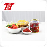 400g Canned Tomato Paste Easy Open Tins