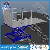 Подъем платформы кресло-коляскы удобоподвижности внешний для дома