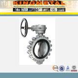 Válvula Borboleta Wafer de ferro fundido